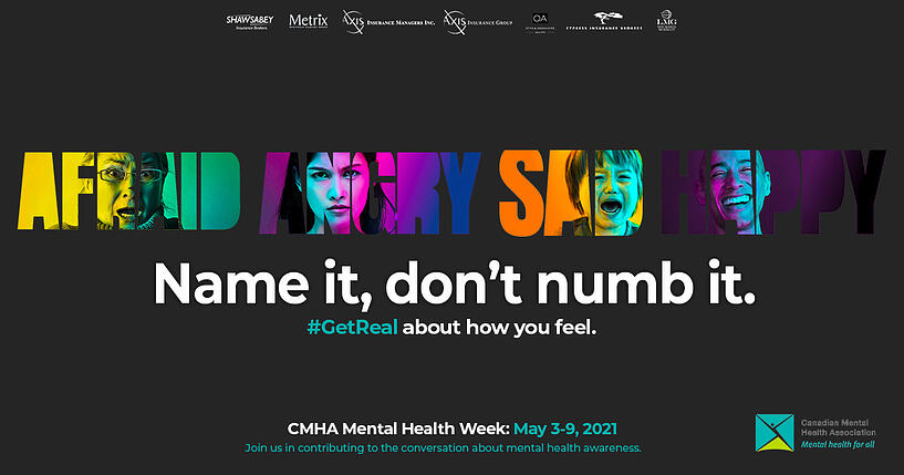 Mental Health Week 2021