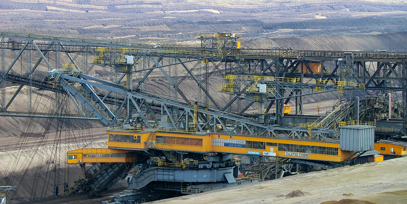mining infrastructure